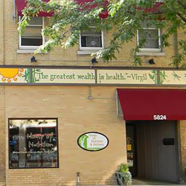 The House of Nutrition Store Front