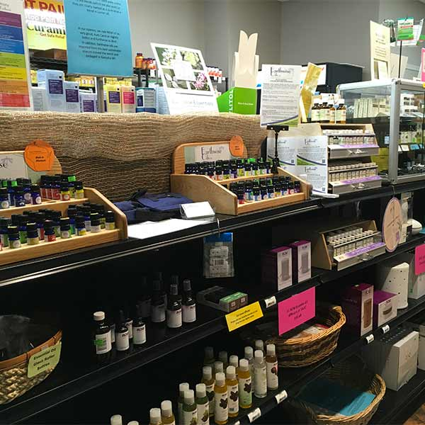 3 brands of Essential Oils and over 100 different varieties