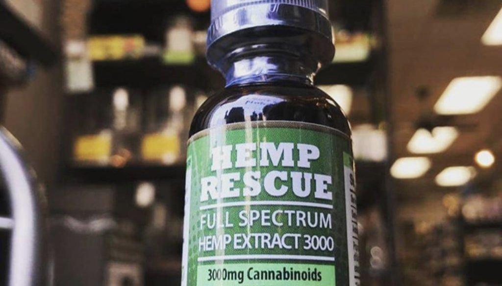 Hemp Rescue CBD Oil